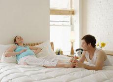 Судороги ног во время беременности