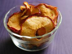 сухофрукты из яблок в духовке