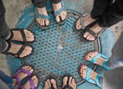 обувь Teva