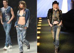 джинсы Philipp Plein