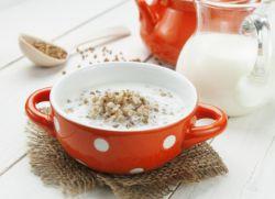 Гречка с молоком для похудения: рецепты, рекомендации и отзывы.