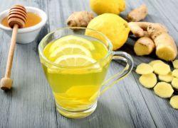смесь имбирь лимон мед для иммунитета