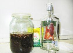 Настойка сабельника на водке при болях в суставах уколы при воспалении мышцы или сустава
