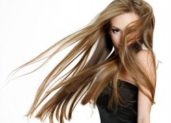 Голливудские наращивание волос