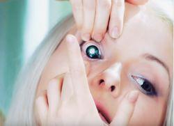как правильно вставлять контактные линзы 7