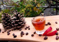 настойка на кедровых орешках на водке рецепт