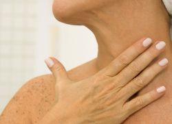 аллергия на теле