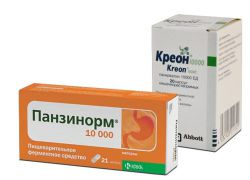 лекарства при заболевании поджелудочной железы