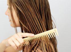 маска для волос с вазелиновым маслом