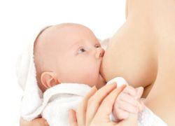 что можно от температуры кормящей маме