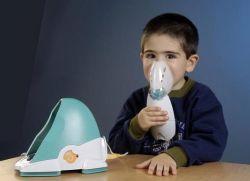 с чем делать ингаляции при насморке небулайзером ребенку