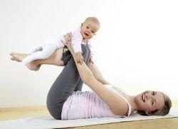 как можно похудеть если кормишь ребенка