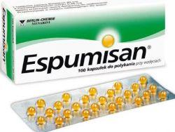 Можно ли эспумизан в таблетках беременным