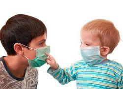 Профилактика свинного гриппа у детей дошкольного возраста
