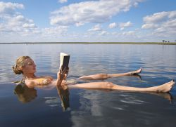 озеро горькое отдых