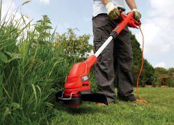 эллектрический триммер для травы