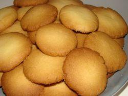 Как испечь коржики на маргарине 2