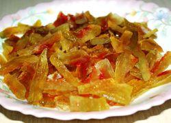 Как сделать цукаты из арбузных корок рецепт 615