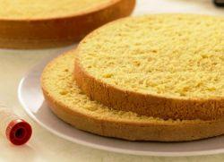 Как приготовить бисквитное тесто для торта