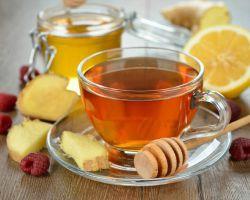 как заварить имбирный чай с лимоном1