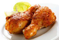 Вкусно пожарить куриные голени