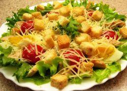 Простые салаты для праздничного стола без майонеза