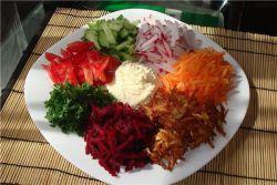 Простые недорогие салаты рецепты