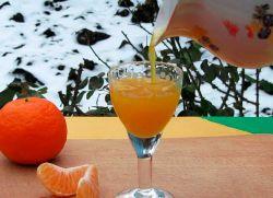 напиток из сушеных апельсиновых корок рецепт
