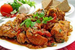 рецепт чахохбили из курицы по грузински