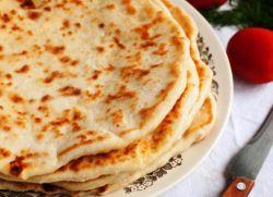 Хачапури с сыром на кефире