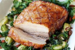 Рецепт грудинки свиной в духовке