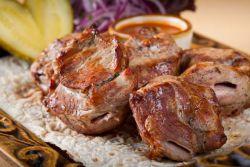 Армянский шашлык из свинины рецепт