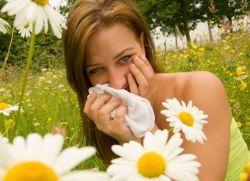 Аллергия на лице что делать