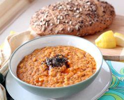 Чечевичный суп рецепт пюре