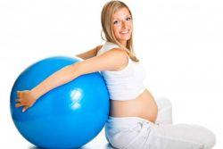 Гимнастика для беременных 3 триместр