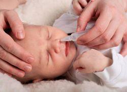 Сопли у ребенка лечение