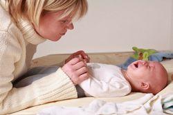 у ребенка трясется подбородок
