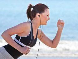 Фитнес под музыку