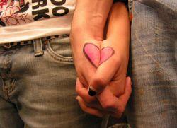 Чувства любви