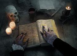 Чёрная магия – заклинания на смерть