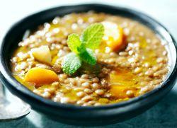 суп из чечевицы для похудения