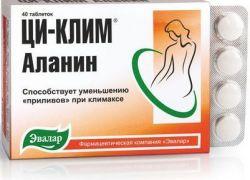 Негормональные таблетки от жара и приливов при климаксе