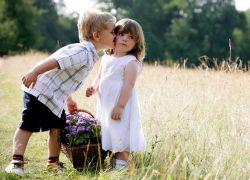 Детская любовь