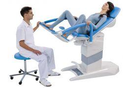 Фото девушка в гинекологии на кресле, смотреть порно мужик трахает искусственную вагину