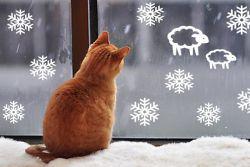 искусственный снег в баллончиках