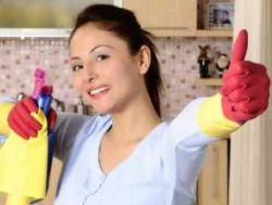 Как почистить микроволновку лимоном