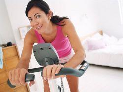Можно ли похудеть с помощью велотренажера и на сколько.