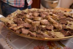 бешбармак из конины и говядины