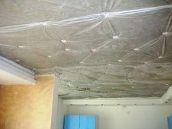 Шумоизоляция потолка в квартире1