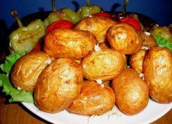 картошка с салом в аерогриле рецепт